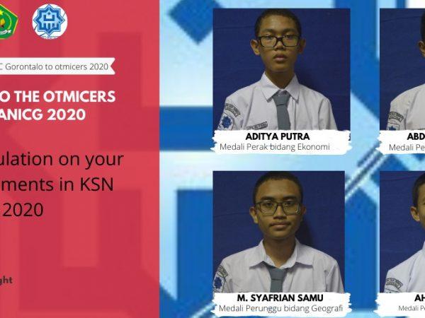 Siswa MAN IC Raih 4 Medali di KSN 2020
